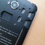 Zenfone Max +格安SIM の接続方法