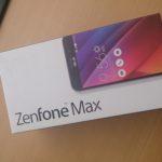 格安でモンスターバッテリー搭載スマホ『Zenfone Max』