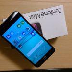 Zenfone Max3ヶ月使ってのレビュー『動きはちょい遅だけどバッテリー最強』
